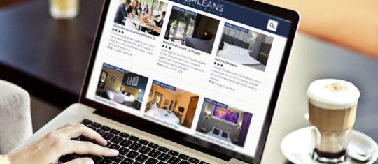 choisir hotel a Orleans en ligne