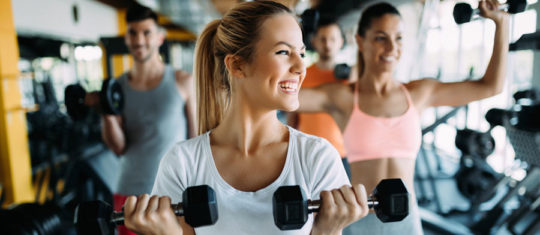 fitness a Orleans