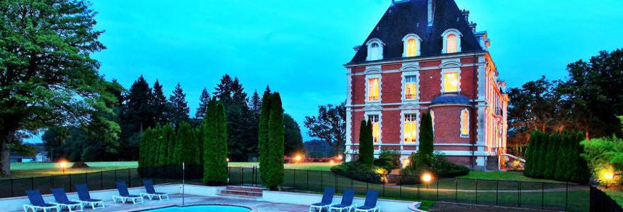 Hotel Restaurant Le Chateau de la Cazine