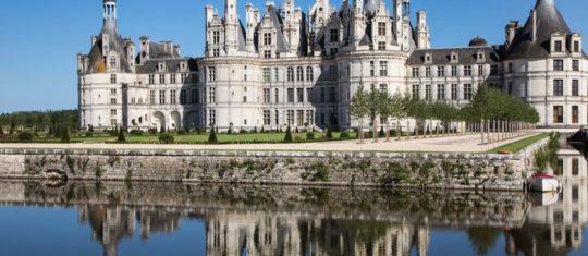 Destinations touristiques en France : visiter les chateaux de la Loire