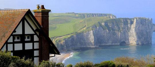séjour en amoureux en Normandie